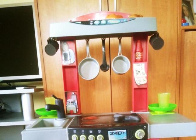 Kuchenka Mini Tefal Dla Dzieci Hazlach