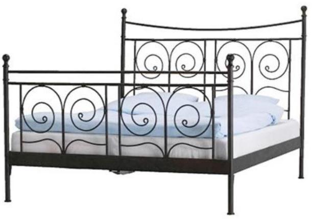 łóżko Ikea Noresund Pogwizdów