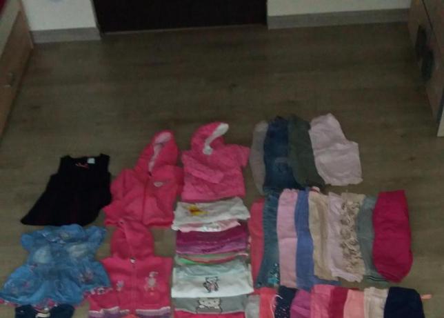 602146f12c18cc Ubrania - ubranka dla dziewczynki SUPER CENA MEGA PAKA - Cieszyn
