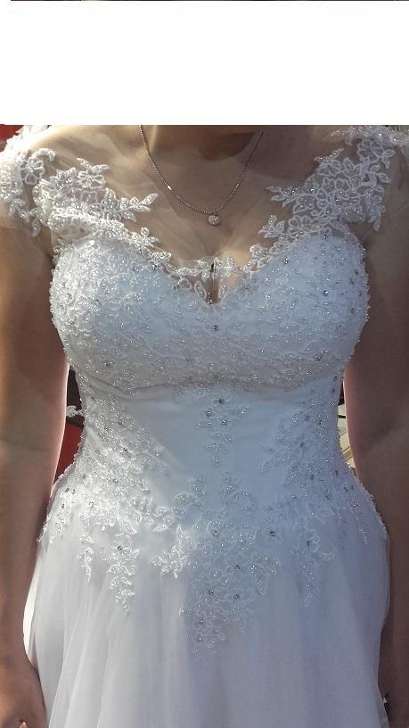 Sprzedam Nieużywaną Nową Suknię ślubną