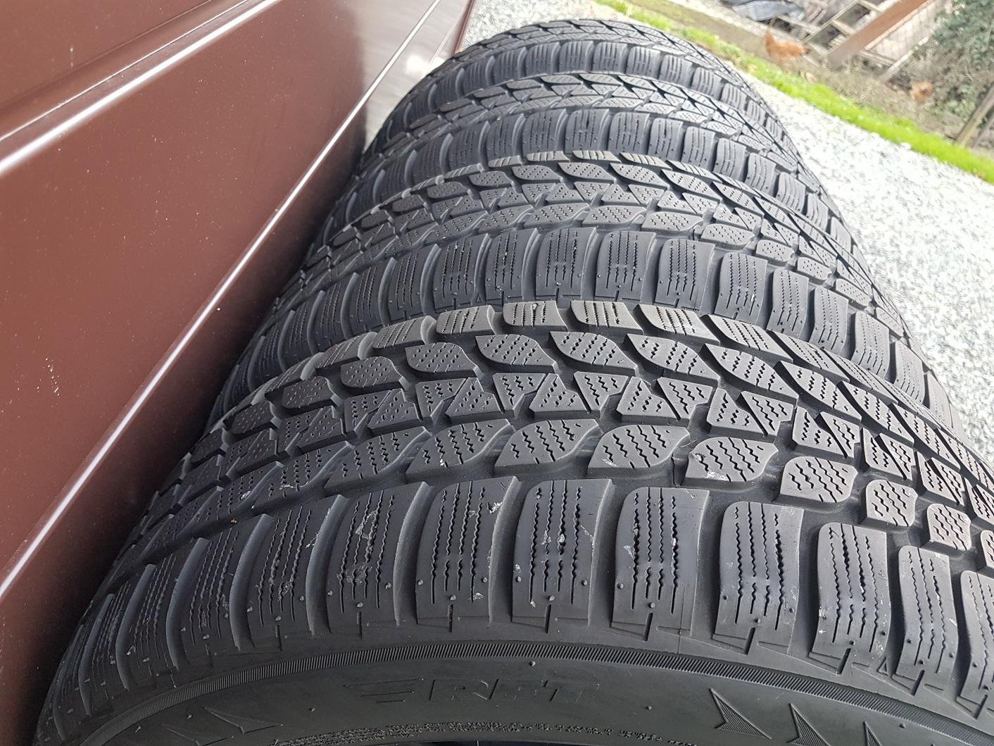 Opony Zimowe Bridgestone Blizzak 2055516