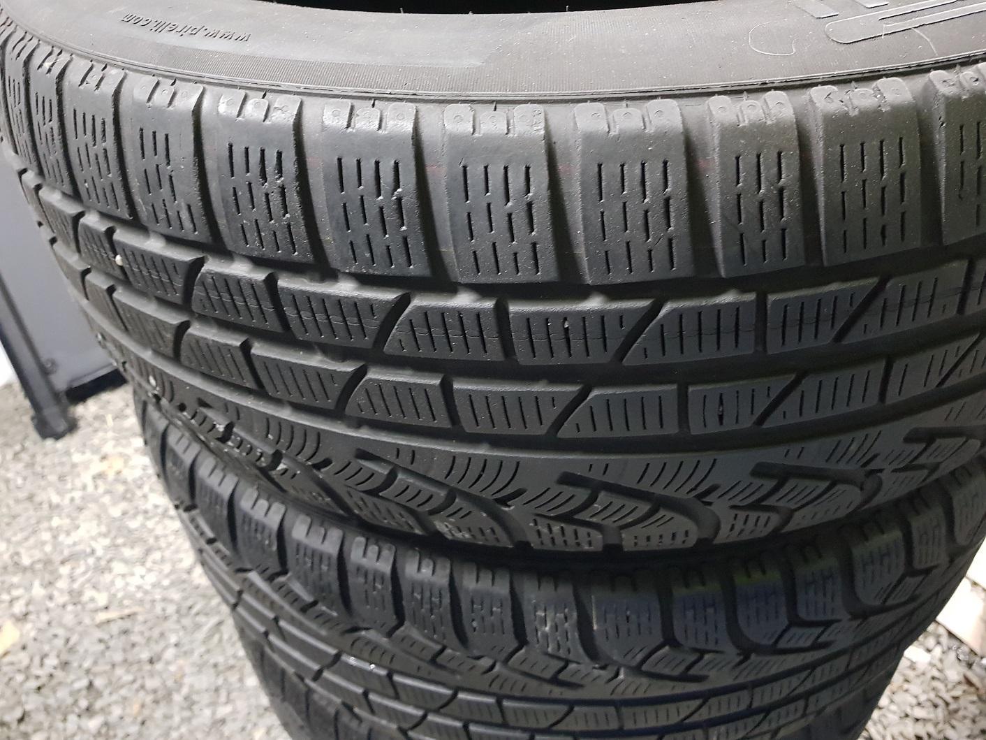 Opony Zimowe Pirelli 2256017 R17 Skoczów