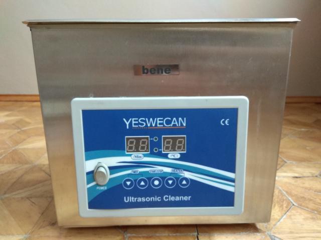 Bardzo dobryFantastyczny Myjka ultradźwiękowa Bene YesWeCan 3L - Brenna ND79