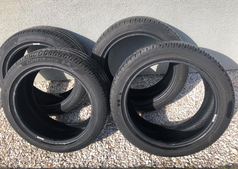 Nowe Opony Letnie 2017 Pirelli Cinturato P7 22545r17 91v 8mm Skoczów