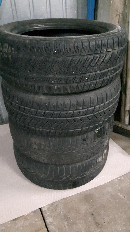 Opony Zimowe 16 205 X 60