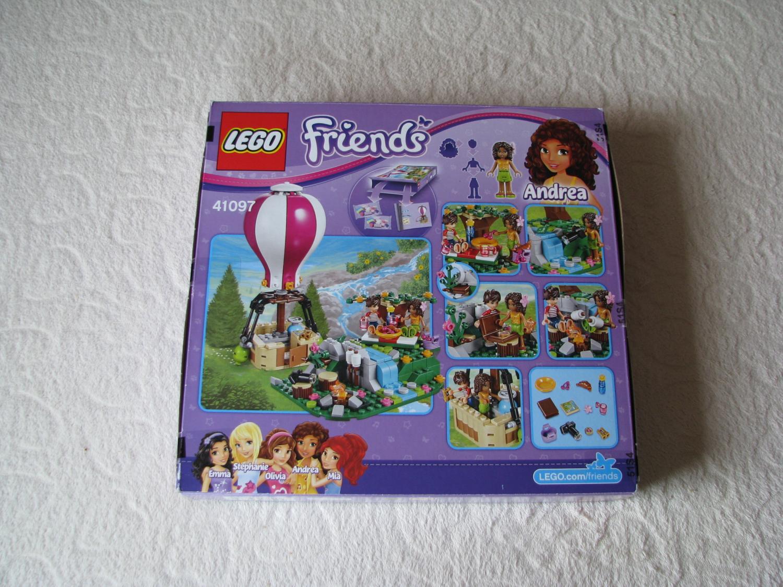 Nowe Klocki Lego Friends 41097 Balon W Heartlake Krapkowice