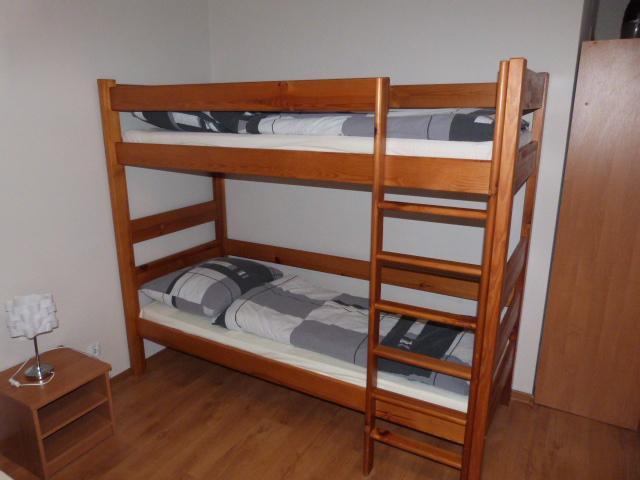 łóżko Piętrowe Solidne Było Robione Za Zamówienie 80x200