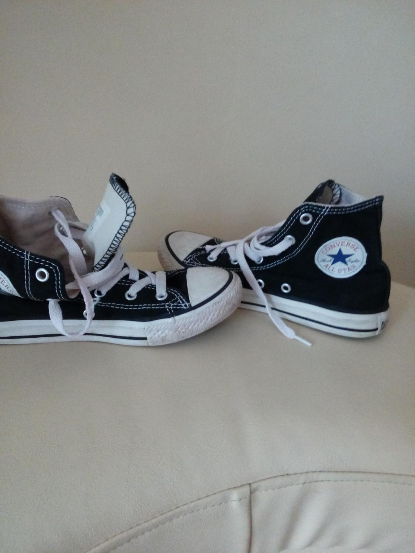 37b2830d2a253 sprzedam trampki Converse All Star dla dziecka - Cieszyn
