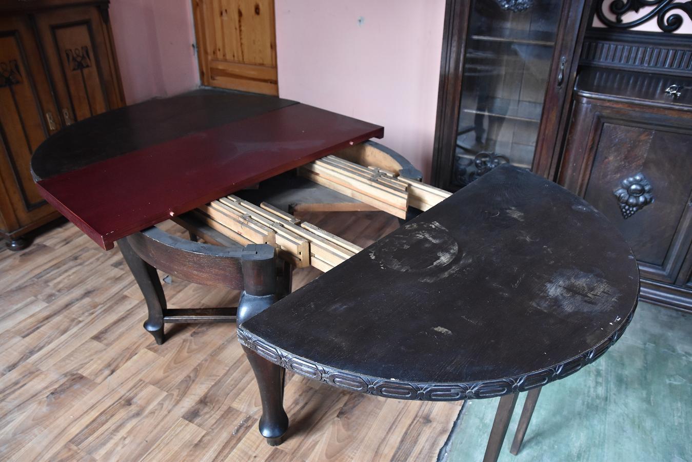 Sprzedam Okrągły Stół Drewniany Cieszyn