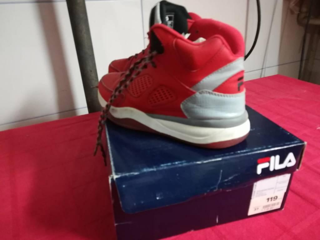 Sprzedam buty FILA r. 37 ok. Skoczowa